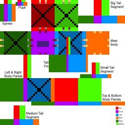 Guardian Texture Guide Minecraft Blog