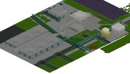 Japan -Tokyo Big Sight- 【Comic Market】 1.7.10 Minecraft Map & Project