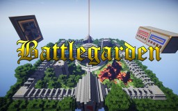 Battlegarden by GwerSig (CTF) Minecraft Project