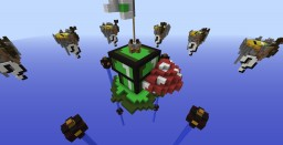Mario Island SkyWars - at the best servers now!!! Minecraft