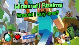 Realms: Should I buy one? Minecraft Blog Post