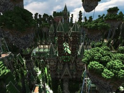 Vilkas Bastion [Deep Academy Application] Minecraft