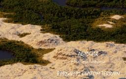 Al-Idhar - 8192x8192 Iraqi Custom Terrain (Creative & Survival Compatible) Minecraft Map & Project