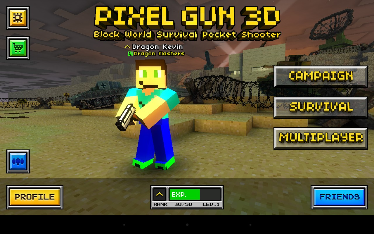 How To Upload Your Minecraft Skin To Pixel Gun D Android NO - Skin para minecraft 1 11 2