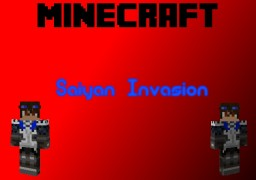 [1.6.4 Forge] Saiyan Invasion Minecraft Mod