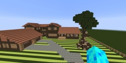 Mansion #1: Western Mansion Minecraft Map & Project