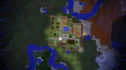 Mini Village for Beginners Minecraft Project