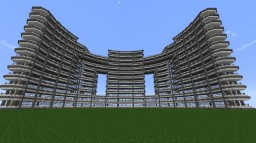 Modern Hotel Minecraft Map & Project