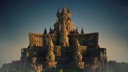 The Great Fortress of Tarus {Download} Minecraft