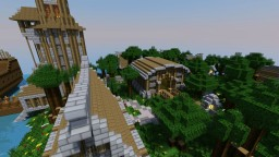 Uncharted - Pvp Survival Minecraft Server