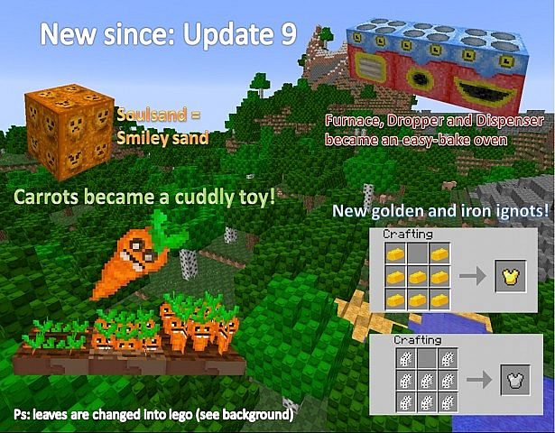 update97804134 [1.9.4/1.8.9] [32x] Toyland Texture Pack Download