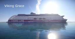 Viking Grace + Schematic Minecraft Map & Project