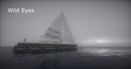 Wild Eyes - Luxury Sailing Vessel + Schematic Minecraft Map & Project