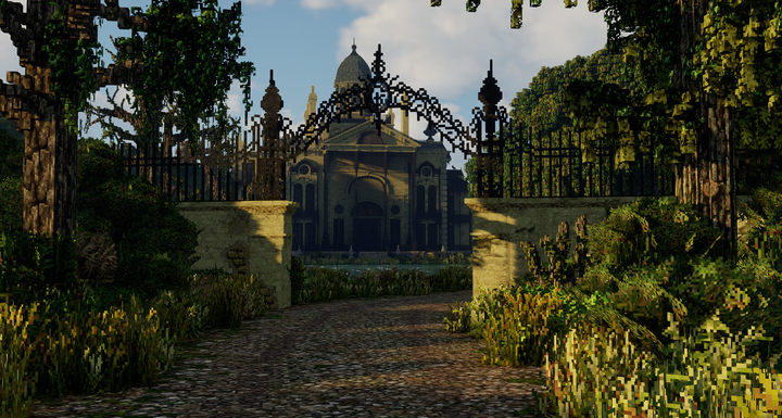 New front gate