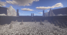 Utumno            -         First fortress of Melkor Minecraft Map & Project