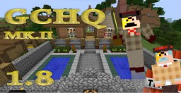 GCHQ 2.0 [1.8 Final Release] Minecraft Map & Project