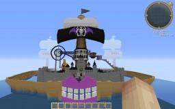 Thriller Bark ONE PIECE MINECRAFT Minecraft Map & Project