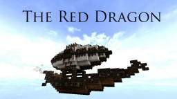 The Red Dragon - Airship [Download] Minecraft Map & Project