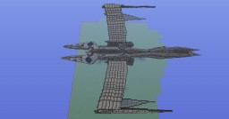 Valiant Spaceship Minecraft