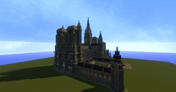Monastery church of st.wilm the light Minecraft Project