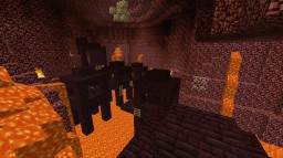 Burning Inferno (Parkour) Minecraft