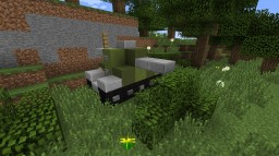 Tanks- M4 Sherman Minecraft Map & Project