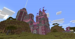 Princess Castle - Forever unfinished. Minecraft Project