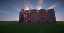 Grandull - The Great Ender Temple Minecraft Map & Project