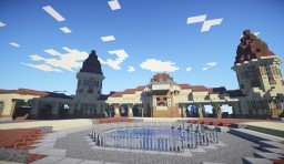 AmusementCraft! Innovative Minecraft Themeparks and Resorts! Minecraft Server