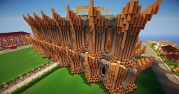 Massive Medieval Spawn [Download] Minecraft Map & Project