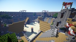 Medieval Arena Minecraft Project