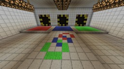 The Packing Room Minecraft Map & Project