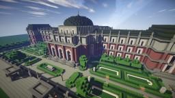 Modern Library By Komnaz Minecraft Map & Project