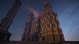 [Glaciem] - Townhall of Lucrécy Minecraft