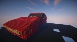 Ferrari F308 gt Minecraft Project