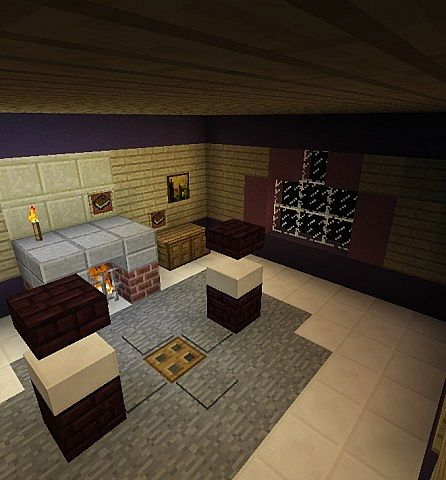 Pokemon y anister city psychic gym minecraft project