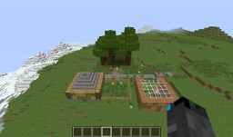 Into the clouds addon  for contest Minecraft Map & Project