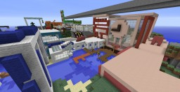 Vanguard Port (Terminated) Minecraft Map & Project