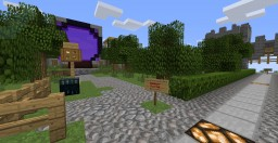 Mystic Outposts Server (Ideas for the future) Minecraft Map & Project