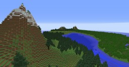 Custom Terrain   Second Minecraft Map & Project