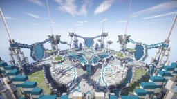 Minecraft - Professional Server Hub / Minigames Lobby Download (Spawn) Minecraft
