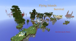 Flying Islands Survival (v1.7.1) [1.8.7] Minecraft Map & Project