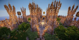 Sanctuary of Uthilias Minecraft Map & Project