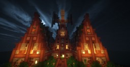 Daïkern - The Nordic TownHall [FreeUse] Minecraft Map & Project
