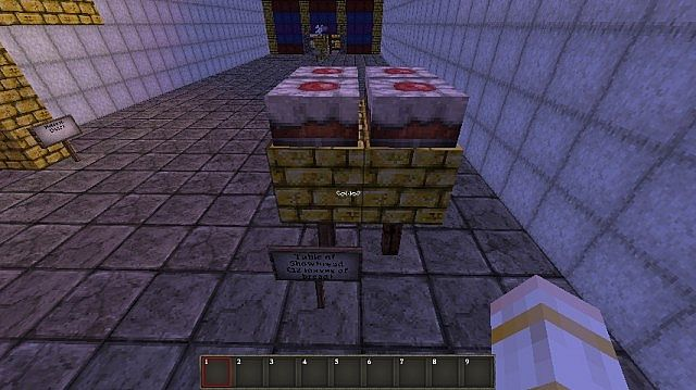 The tabernacle complete and now with companion mod for Building the tabernacle craft