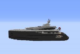 Modern Yacht Minecraft Map & Project