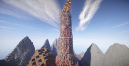 Oranu Meteor Tower [Download] Minecraft Project