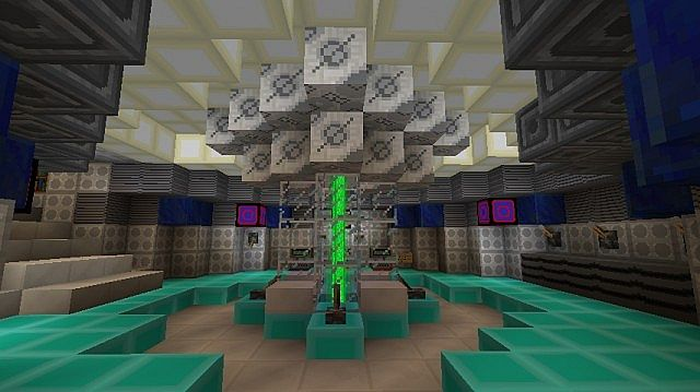 inside TARDIS