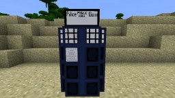 Doctor who Resource Pack Minecraft
