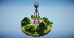 Project : Skypvp / Spawn & Island Minecraft Map & Project